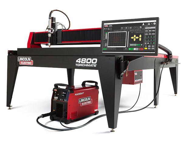 Torchmate Plasma Cutting System By Lincoln Electric