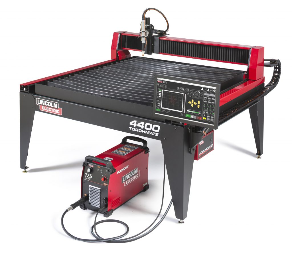 Lincoln Electric Torchmate 4400 Plasma Cutting Table