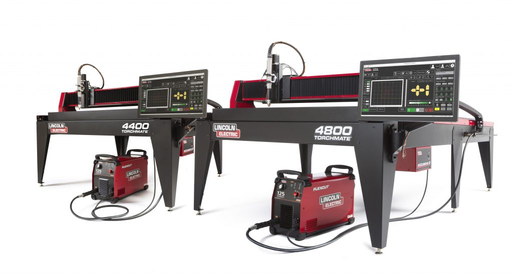Torchmate plasma cutting System - with the added value package
