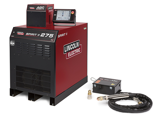 SPIRIT II 275 Plasma Power Source Plasma Cutting System power system